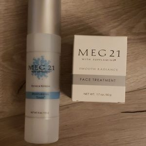 Meg 21 toner and face treatment combo